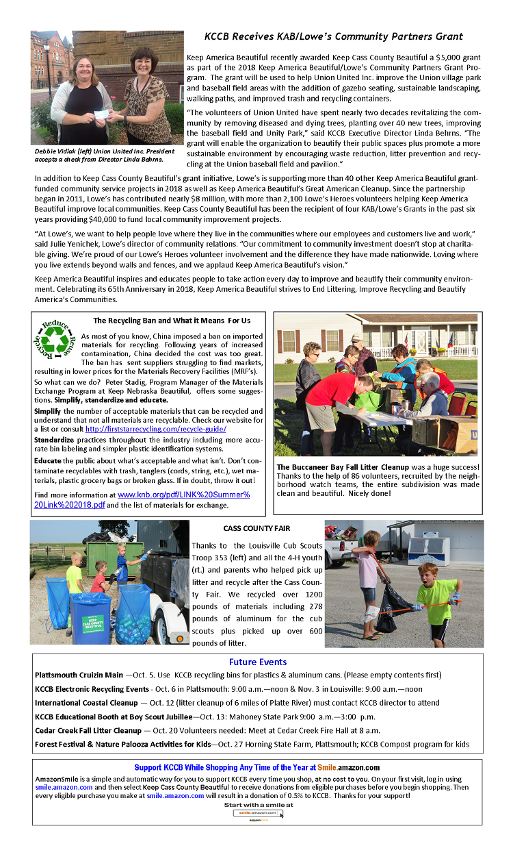 2018 Fall Newsletter pg2