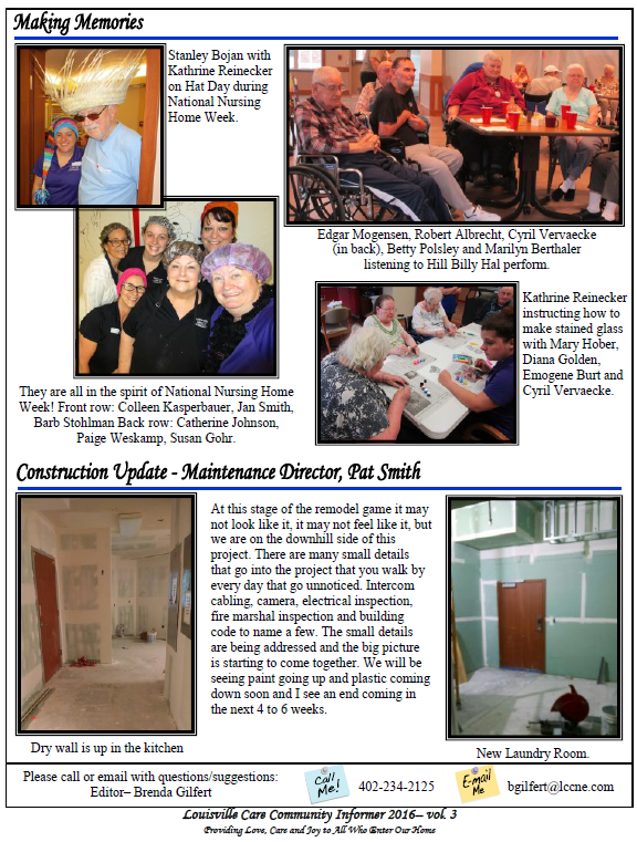 LCC Summer Newsletter b