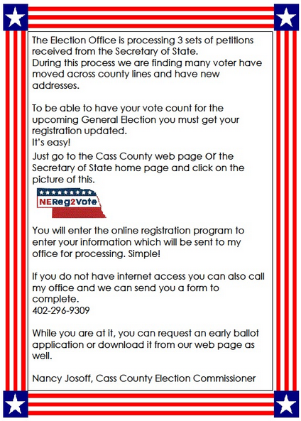 election form
