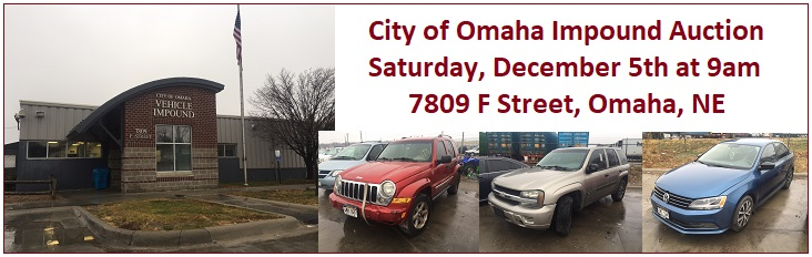 omaha city impound