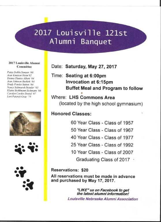 Banquet flyer 2017 for Wed paper