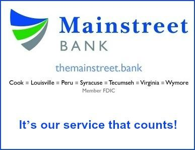 Mainstreet Bank, Louisville Nebraska