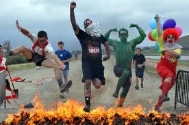 warrior dash picture
